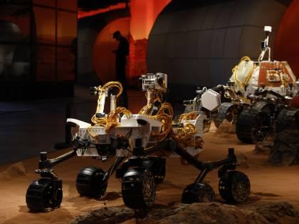 Cinesi su Marte: il rover Zhurong è arrivato Cercherà di scoprire com'è scomparsa l'acqua