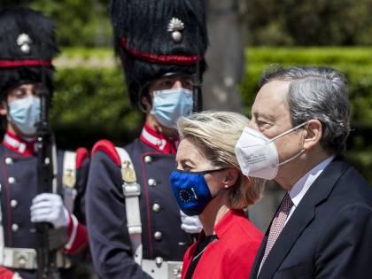 La frase di Draghi sulle mascherine: quando potremo toglierle