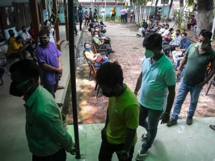 In India la pandemia parallela del fungo nero