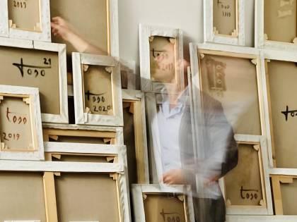 Riavvicinarsi all'arte al tempo del Covid: la nuova sfida dell'artista