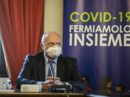 """Il catastrofista Galli capitola: """"Dai vaccini la svolta"""""""