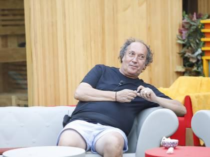 """Il dramma di Fulvio Abbate: """"Il tumore alla mandibola è tornato"""""""