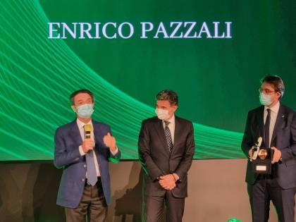 Rosa Camuna 2021, premio speciale a Enrico Pazzali