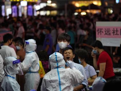 La Cina torna a fare paura: Guangzhou blindata per virus