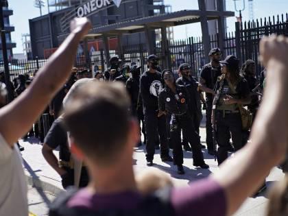 Tensione a Tulsa, la città blindata tra Black Panthers e suprematisti