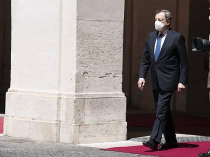 Giovedì faccia a faccia Draghi-Meloni: ecco di cosa discuteranno