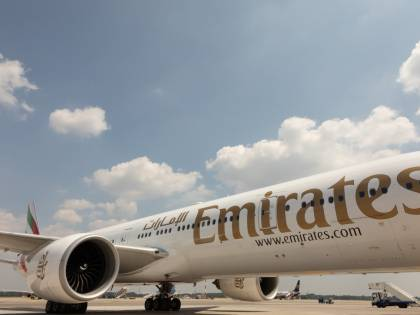 Emirates torna a Malpensa: volo covid tested per New York