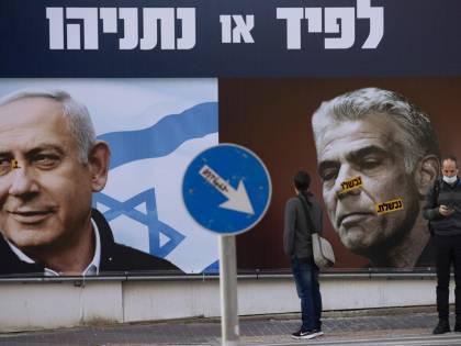 Nasce il governo anti-Netanyahu: dentro pure gli arabi