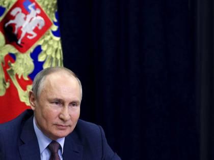 Putin di nuovo legittimato in un clima da guerra fredda