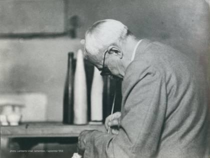 Giorgio Morandi si racconta: superba mostra a Bologna