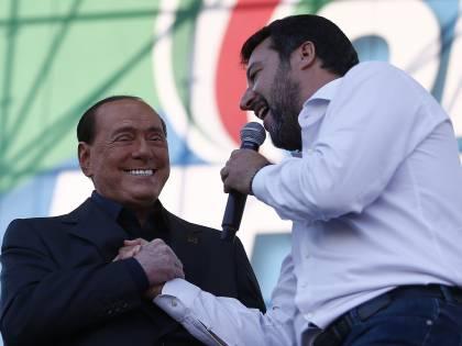 Salvini-Berlusconi, nuovo summit a due