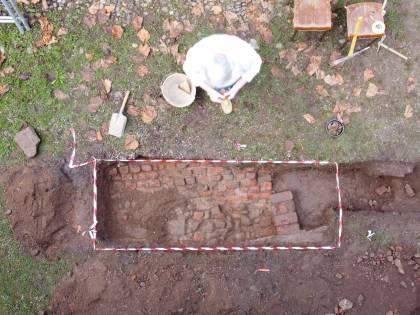 L'antica cisterna torna alla luce: la scoperta nel museo di Castiglione Olona