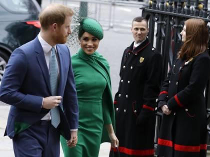 I dubbi sulla cittadinanza della figlia di Harry e Meghan