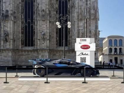 """MiMo 2021 al via: e l'auto """"rilancia"""" Milano"""