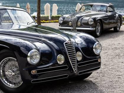 Villa d'Este Style: il 12 giugno un lago, un'Alfa Romeo