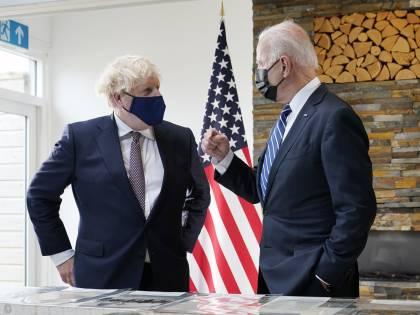 Schiaffo Usa a Londra. Biden bacchetta BoJo su Brexit e Nord Irlanda