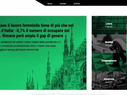 """Assolombarda, online """"Your Next Milano"""": focus su donne e lavoro"""