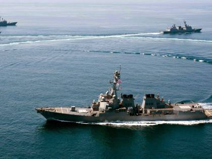 In arrivo nuove navi. La mossa di Washington per contenere la Cina