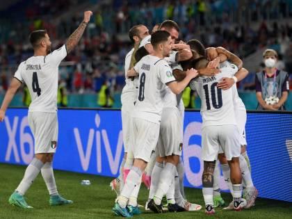 L'Italia è inarrestabile e cancella la Turchia: 3-0