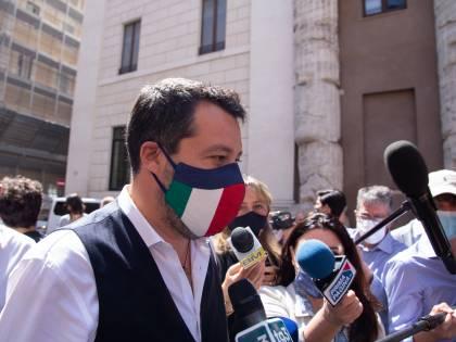 Letta-Salvini, nuovo capitolo. Ora lo scontro è sui sondaggi