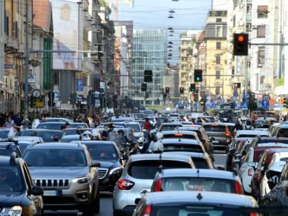 Traffico, i conti non tornano: le auto ora restano bloccate