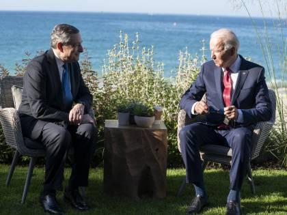 I tre dossier bollenti: cosa c'era sul tavolo di Biden e Draghi