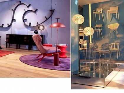 """Lorenza Luti: """"Così Kartell porta il design fashion italiano nel mondo"""""""