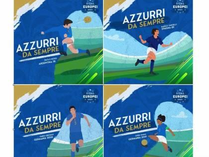 """Europei, Sisal lancia il concept """"Azzurri da sempre"""""""