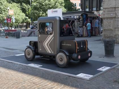 Mole Urbana: l'eco quadriciclo-city car da città