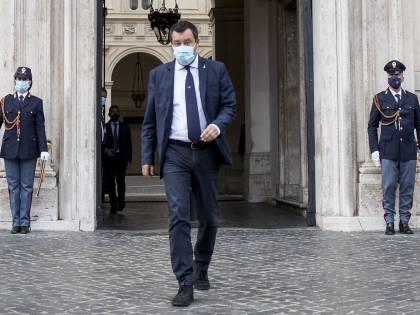 """Faccia a faccia Salvini-Draghi: """"Cosa ho chiesto al premier"""""""