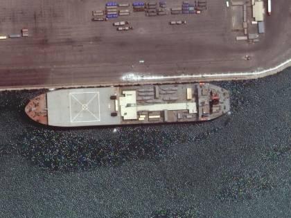 Mistero nell'Atlantico: dove vanno le due navi iraniane?