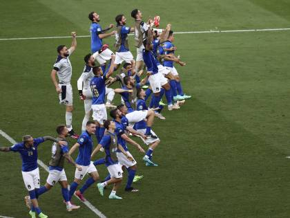 Wembley, arriviamo. La ricetta di Sir Roberto ora spaventa l'Europa