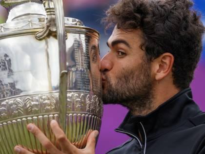 Berrettini, un king al Queen's. E ora Wimbledon