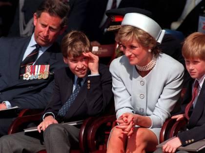 """Spunta la lettera inedita su Diana: """"Non voglio risposarmi"""""""