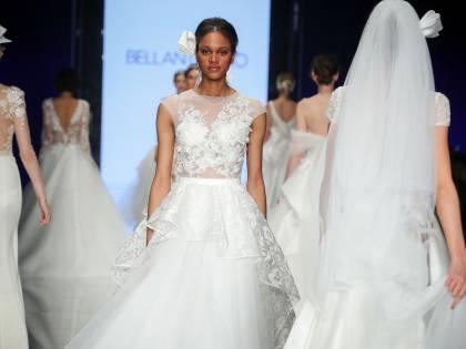 Sì SposaItalia, l'abito bianco un must fra stile e tradizione