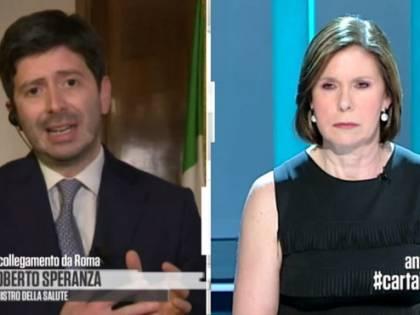 """""""Luoghi di festa"""", """"Ministro..."""": duro scontro Speranza-Berlinguer"""