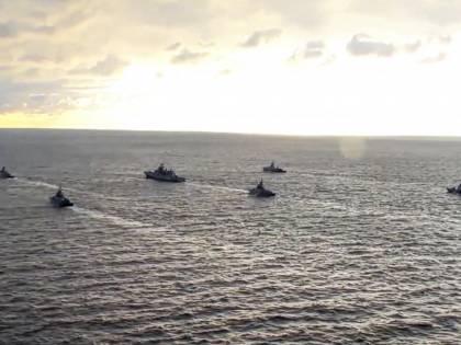 Missili, dati falsificati, messaggi: cosa sta succedendo nel Mar Nero