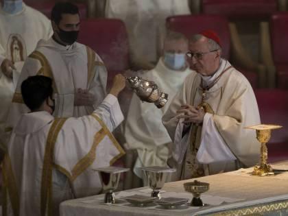 """Parolin: """"Era nota interna. Il Vaticano non chiede di bloccare il ddl Zan"""""""