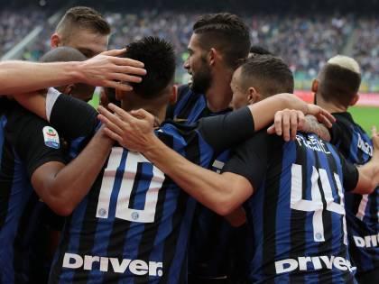 L'Inter travolge il Genoa 5-0