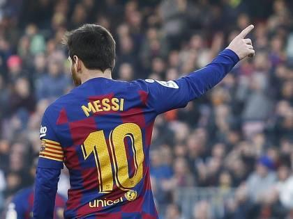 """Lo schiaffo di Messi al Barça Parla lui: """"Patto non è valido"""""""