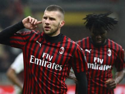 Il Milan piega 1-0 il Torino grazie a Rebic: rossoneri in piena corsa Europa