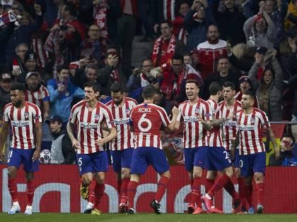 Champions, l'Atletico Madrid mette ko 1-0 il Liverpool. Borussia-Psg 2-1 nel segno di Haaland