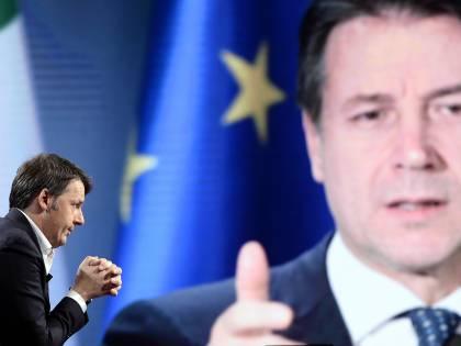 """Renzi verso lo strappo, Conte: """"Vieni in Parlamento"""""""