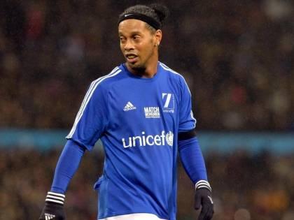 Ronaldinho paga per riavere il passaporto: 1,3 milioni di euro al fisco