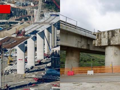 Il Morandi già pronto a Genova. Ma il ponte siciliano resta fermo