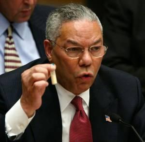 La morte di Colin Powell