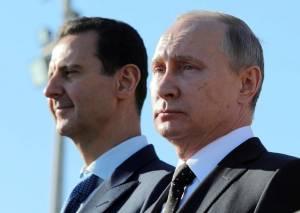 Putin incontra Assad