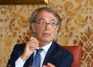 Il gesto di Moratti per i suoi dipendenti: dona 1,5 milioni di euro