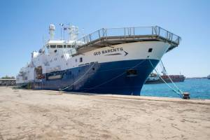 Un'altra nave arriva in Italia: 367 migranti a Palermo
