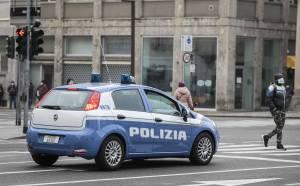 Polizia no-Vax, fermi 21mila agenti
